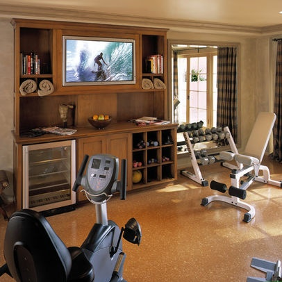 Home gym installation contact us now
